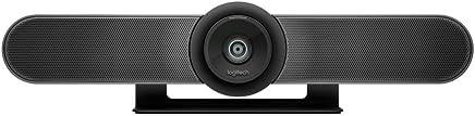 Logitech MeetUp Videocamera 4K per Videoconferenza, Ultra HD - Trova i prezzi più bassi