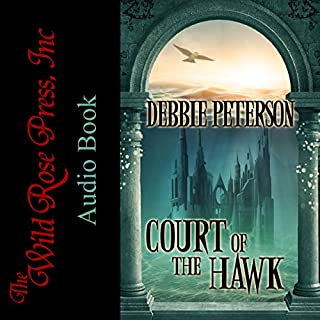 Court of the Hawk audiobook cover art