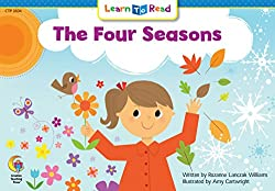 learn to read - the four seasons sight word book