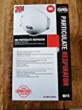 SAS Safety 8610 N95 Particle Respirator, White