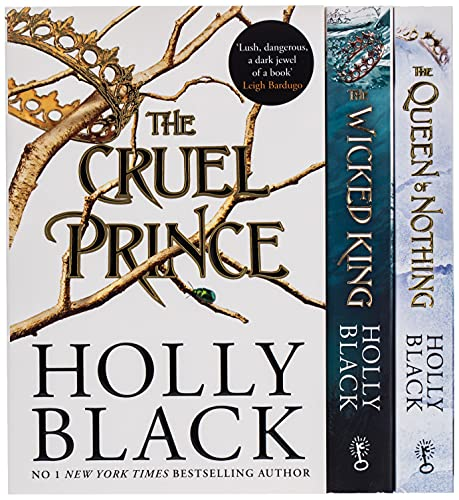 The Folk of the Air Series Boxset: the Cruel Prince, The Wicked King & The Queen of Nothing: 1-3