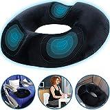 TheComfortZone Memory Foam Donut Cushion