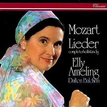 Mozart: Complete Lieder