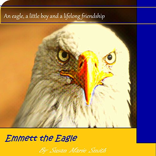 Emmett the Eagle audiobook cover art