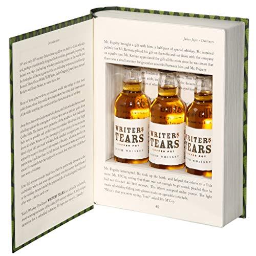 Writers Tears Copper Pot Irish Whiskey Mini-Set 3x 0,05l