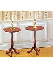 MiniMundus Mesas para Velas Hepplewhite para el Kit de la casa de muñecas