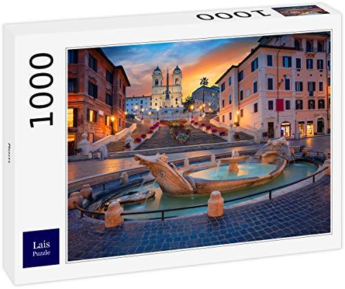 Lais Puzzle Roma 1000 Pezzi