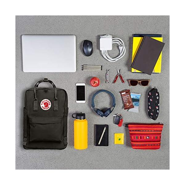 """517v+eFgRBL. SS600  - Fjallraven Kånken Laptop 15"""" - Backpack Unisex adulto"""