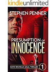 Presumption of Innocence (David Brunelle Legal Thriller Series Book 1)
