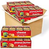 Ritz (RIUM9) Creamy cheese and peanut butter, Variety Pack, 32 Snack Packs