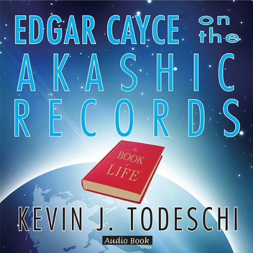 Edgar Cayce on the Akashic Records Audio Book audiobook cover art
