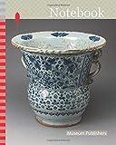 Notebook: Jardinière, 1800/50, Talavera poblana, Puebla, Mexico, Puebla, Tin-glazed earthenware
