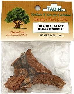 Tadin Herbs & Tea, Cuachalalate (Cuachalalate), 0.5-Ounce Cellophane Bags (Pack of 4)
