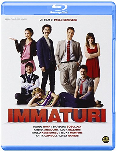 Immaturi [Blu-ray] [IT Import]