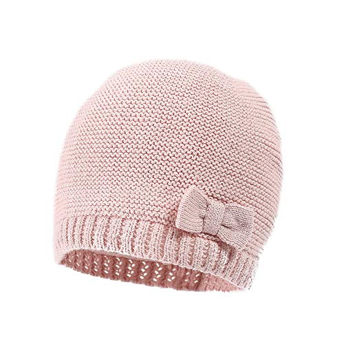 Juzzae Gorro de Invierno Bebe Gorros Punto Nañas Gorras para Bebes Niño Bebe Niñas Invierno Gorra Sombreros para Niñas Sombrero de Beanie Babies