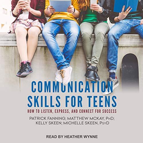 Communication Skills for Teens cover art