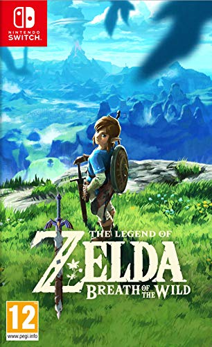 Legend of Zelda: Breath of the Wild – NL versie (Nintendo Switch)