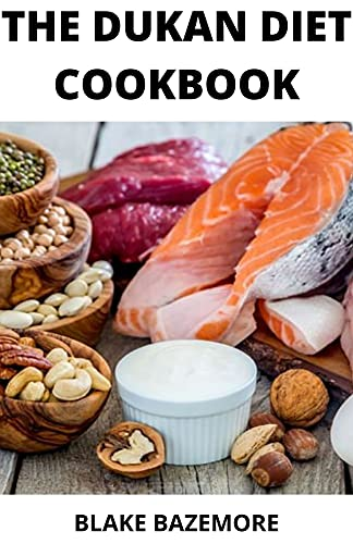 The Dukan Diet Cookbook: Flawless Nutrition & Delicious Recipes To Help In Weight Reduction Forever (English Edition)