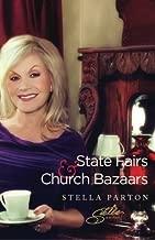State Fairs and Church Bazaars