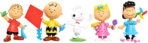 Just Play Peanuts Figure Set (5 Pack)