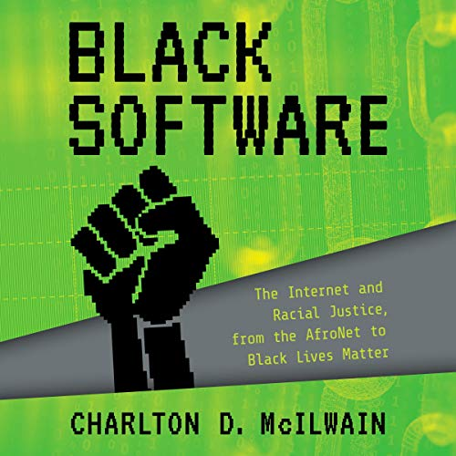 Black Software audiobook cover art