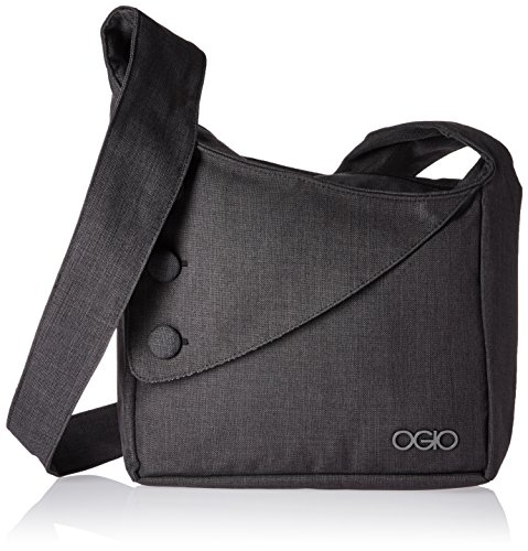 OGIO 114007 Women's Brooklyn Tablet Purse, Black,Medium