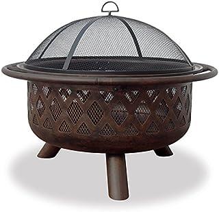 Amazon Com Outdoor Fire Pits Blue Rhino Fire Pits Fire Pits Outdoor Fireplaces Patio Lawn Garden