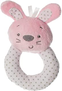 Playgro Rattle Bunny, Pink, Piece of 0