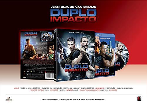 Jean-Claude Van Damme Duplo Impacto (Blu-Ray)