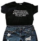 Women's T-Shirts Bucky Barnes Funny T-Shirt Black -  hiphop tees