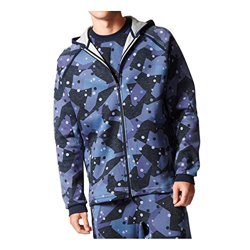 adidas Herren NMD Hoodie CAMO Sweatshirt, Mehrfarbig - (MULTCO), XL