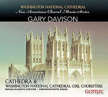 New American Choral Music Series: Gary Davison