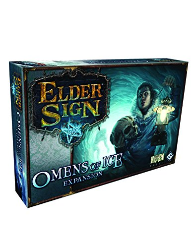 Elder Sign: Omens of Ice - http://coolthings.us