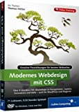 Modernes Webdesign mit CSS - Kreative Praxislösungen für moderne Webseiten - Thomas Kötter