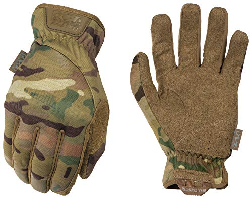 Mechanix Wear fftab-78–010 – FastFit Tactical Touch Handschuhe Camouflage, Multicam, groß