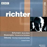 Schumann: Bunte Blatter, Op. 99 / Mussorgsky: Pictures at an Exhibition / Debussy: Images, Book 2: No. 1: Cloches a travers les feuilles (2002-07-28)