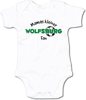G-graphics Baby Body Mamas Kleiner Wolfsburg Fan 250.0458