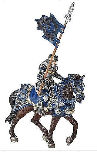 ventas en línea de venta Schleich azul Dragon Knight on Horse with Lance Lance Lance by Schleich  El ultimo 2018