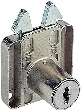 Ronis 1284-105 Serrure 1//2T 2S avec came 9,5 mm