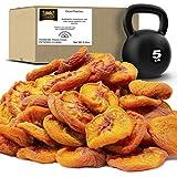Traina Home Grown California Extra Fancy Dried Peach Halves - Healthy, No Sugar Added, Non GMO,...