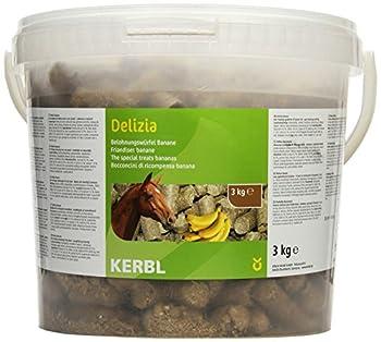 Kerbl Delizia Cheval Friandises Banane 3 kg
