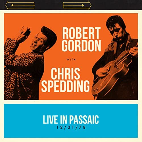 Robert Gordon & Chris Spedding