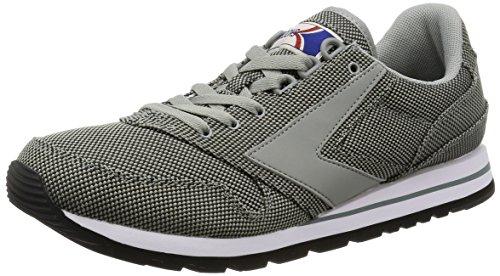 Brooks Heritage Men's Chariot Nature Grey Sneaker 8 D -