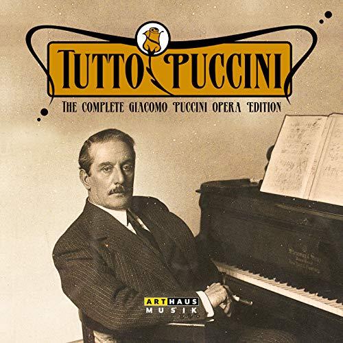 Tutto Puccini - The Complete Puccini Opera Edition [11 Blu-rays]