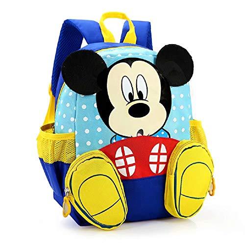 mochila y lonchera de mickey mouse fabricante JCBD