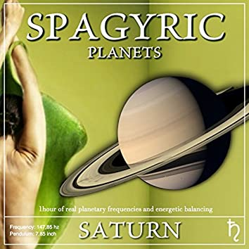 Spagyric Planets: Saturn (1 Hour of Real Planetary Frequencies and Energetic Balancing)