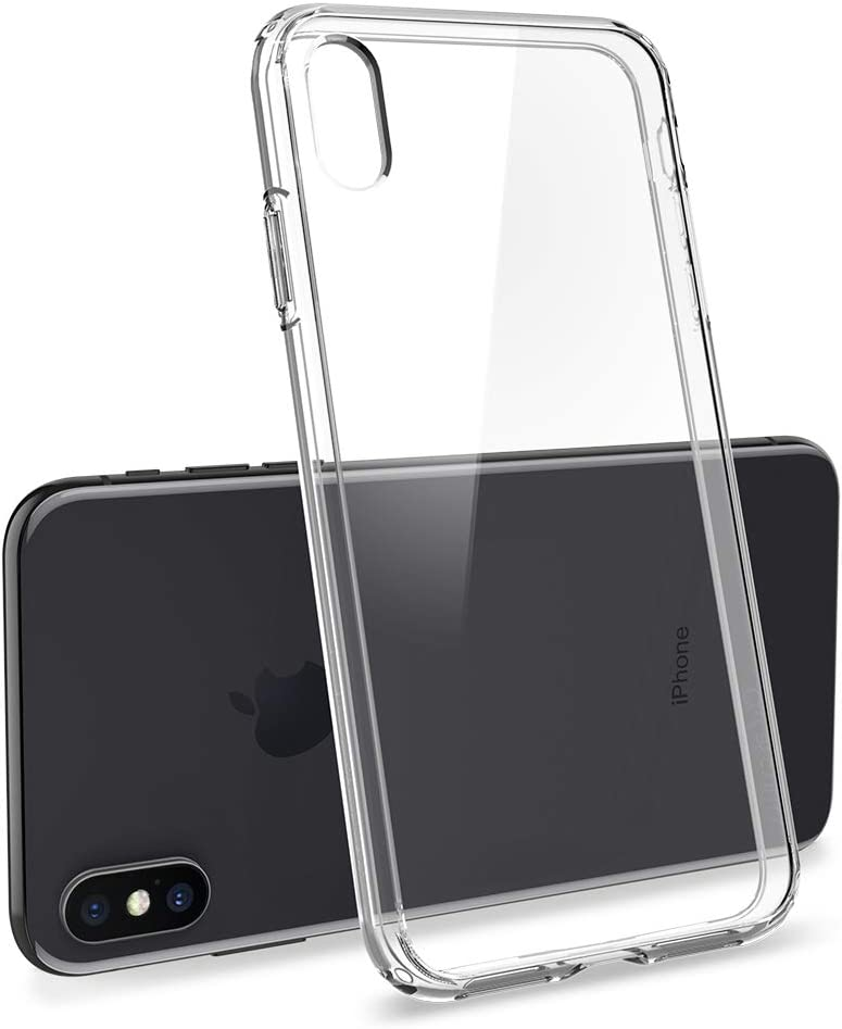 CYRILL Cecile Designed for Apple iPhone Xs Case (2018) - Crystal Clear