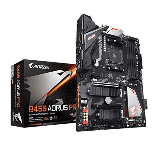 Placa GIGABYTE B450 AORUS Pro AMD AM4 4DDR4 HDMI PCI3.0 M.2 SATA3 USB3.1 ATX