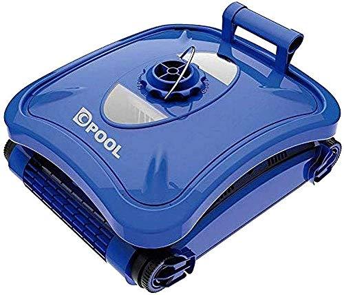 LTLJX Limpiador automático de Piscina robótico Pared y el Suelo 'dpool-1 EVO + Fibalon Compacto, A LUDEQUAN