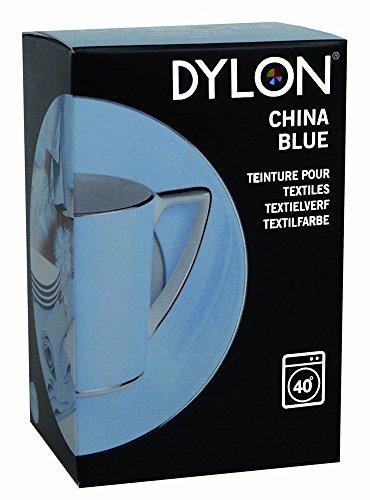 Dylon - Tinte para teñir Tejidos a máquina (200 g), Color Azul...